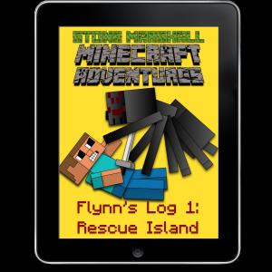 Flynn's Log 1: Rescue Island eBook