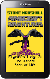 Minecraft Adventures - Flynn's Log  3:  The Ultimate Form of Life - Google Play