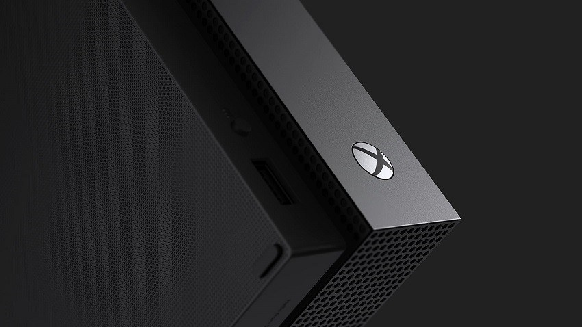 Xbox One X gets off to a strong sales start in the UK