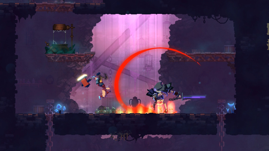Dead Cells is the best Castlevania game in years