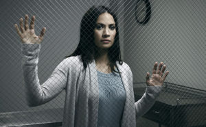 Containment -- Image Number: CON1_Katie_2051.jpg -- Pictured: Kristen Gutoskie as Katie -- Photo: Justin Stephens/The CW -- © 2016 The CW Network, LLC. All rights reserved.