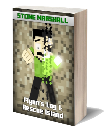 Free Minecraft Book|Minecraft Adventures - Flynn's Log 1: Rescue Island