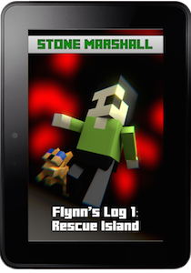 Minecraft Book- Flynn's Log 1