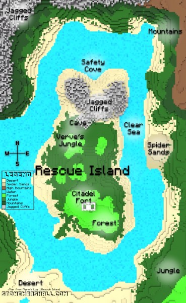 Rescue Island