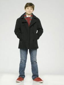 "ONCE UPON A TIME - ABC's ""Once Upon a Time"" stars Jared S. Gilmore as Henry Mills. (ABC/Bob D'Amico)"