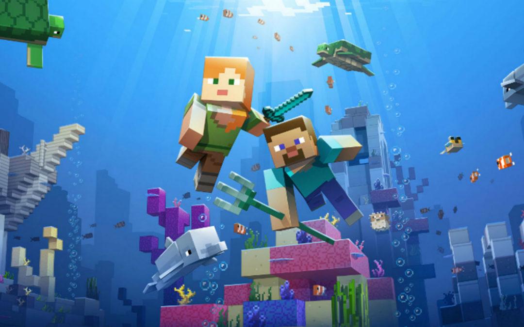 Victor Vargas helmer now raising Minecraft