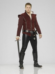 "ONCE UPON A TIME - ABC's ""Once Upon a Time"" stars Josh Dallas as Prince Charming/David. (ABC/Bob D'Amico)"