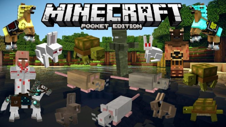 Minecraft: Pocket Edition 1.8.0.14 Comes With Innovative Features