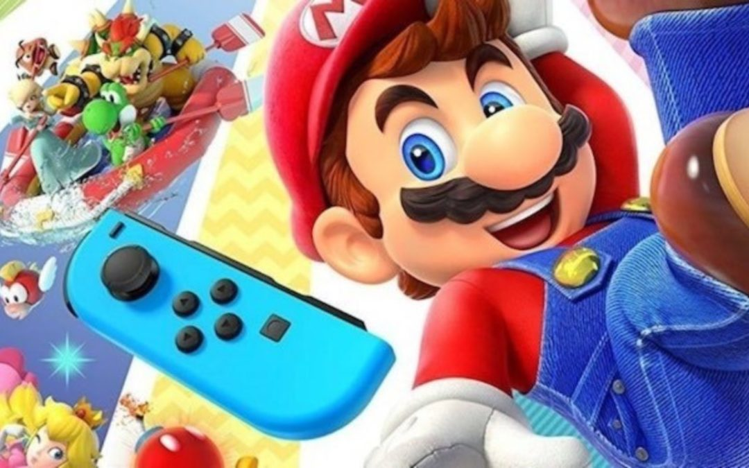 'Super Mario Party' Game/Joy-Con Bundle Releasing Next Week