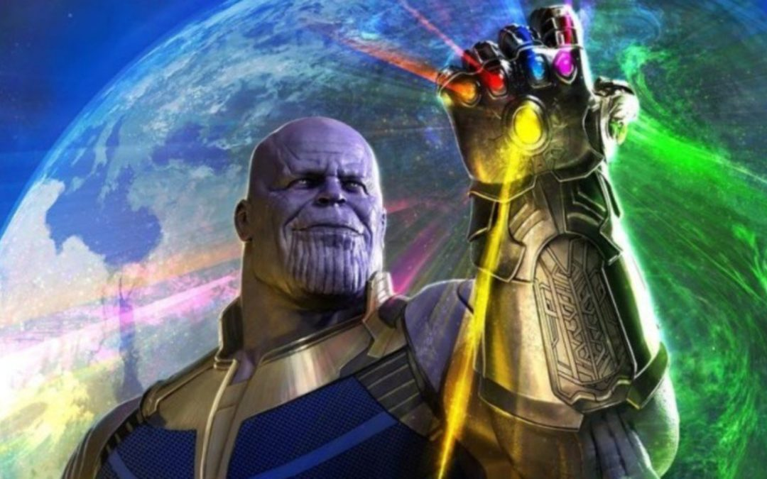 'Minecraft' Fan Built 'Avengers' Villain Thanos in the Game