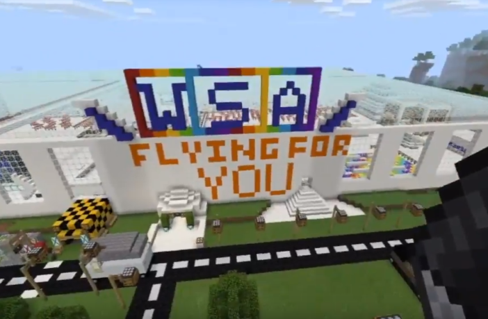 Students to present vision of Western Sydney Airport using Minecraft