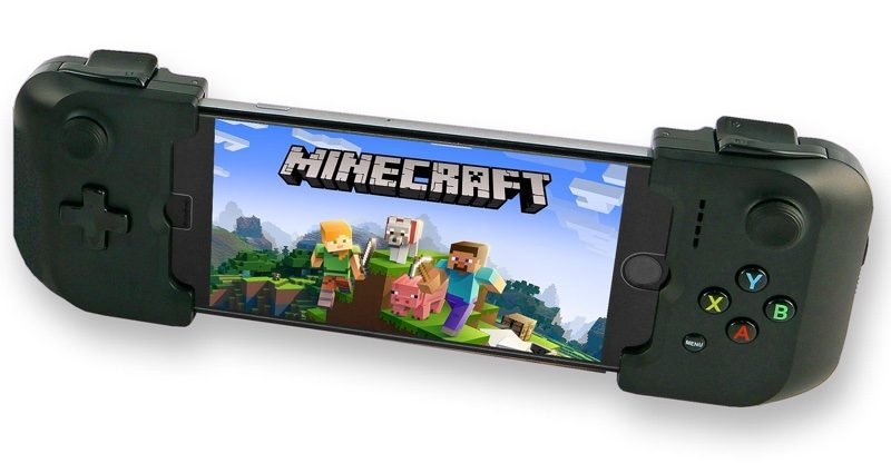 Gamevice Launches Special Minecraft Gaming Controller Bundle