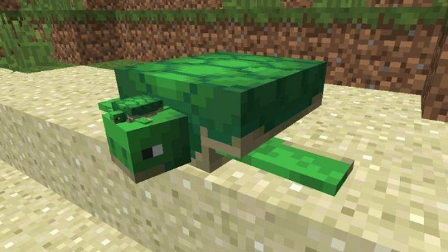 Certain Minecraft Players Can Now Test the Update Aquatic Features