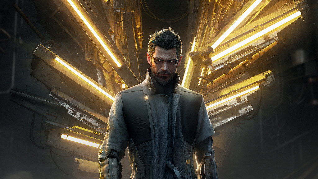 Deus Ex: Mankind Divided unleashes potential of eye tracking