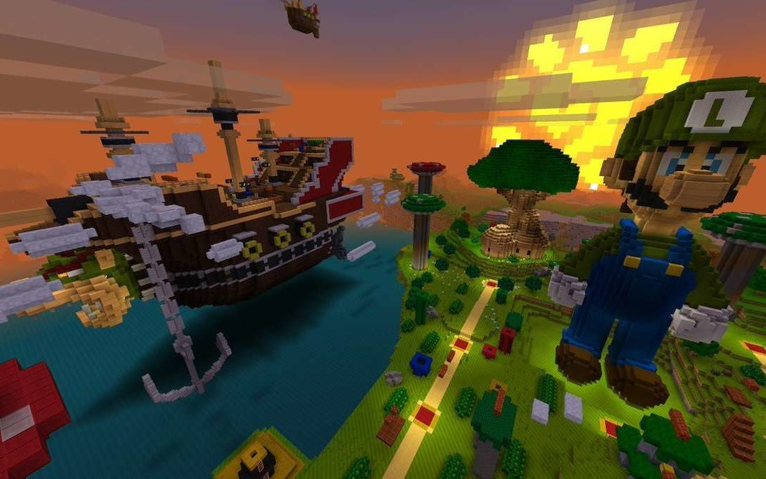 You Can Start Earning Minecraft Xbox Achievements On Switch In June