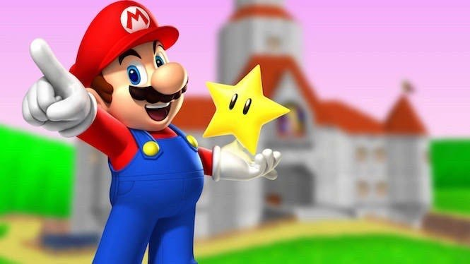 Here's What Nintendo's Mario Would Look Like Without His Hair
