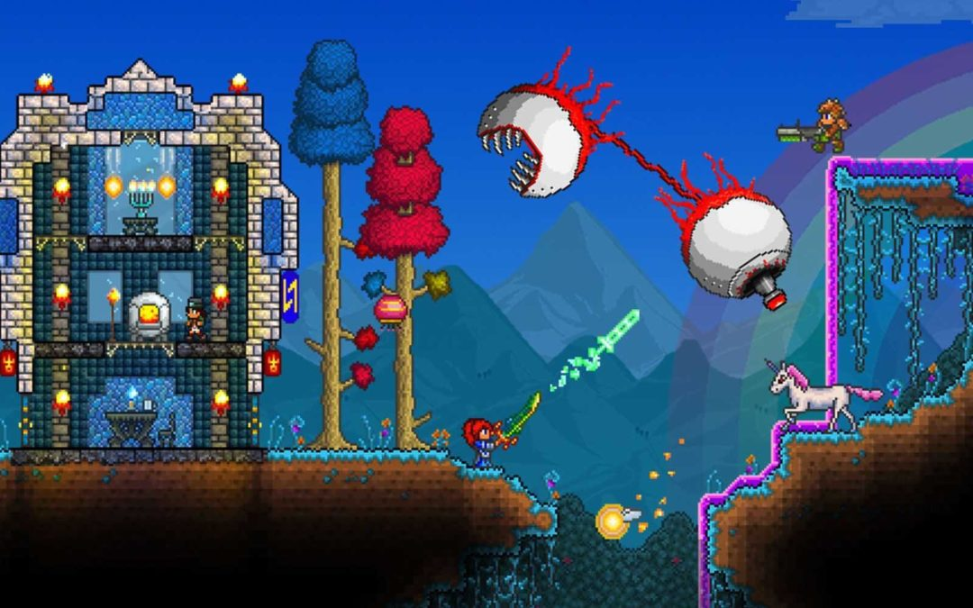 The best Terraria mods to breathe new life into the indie classic