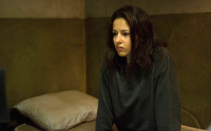 "THE AMERICANS -- ""Chloramphenicol"" Episode 404 (Airs, Wednesday, April 6 30, 10:00 pm/ep) -- Pictured: Annet Mahendru as Nina Krilova. CR: Jessica Miglio/FX"