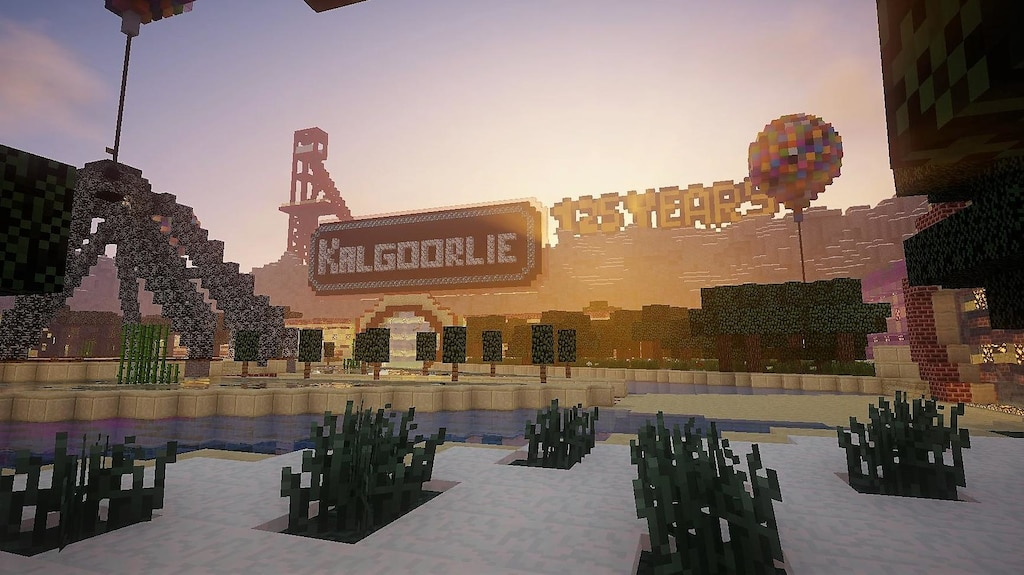 Kalgoorlie-Boulder joins Minecraft virtual reality world