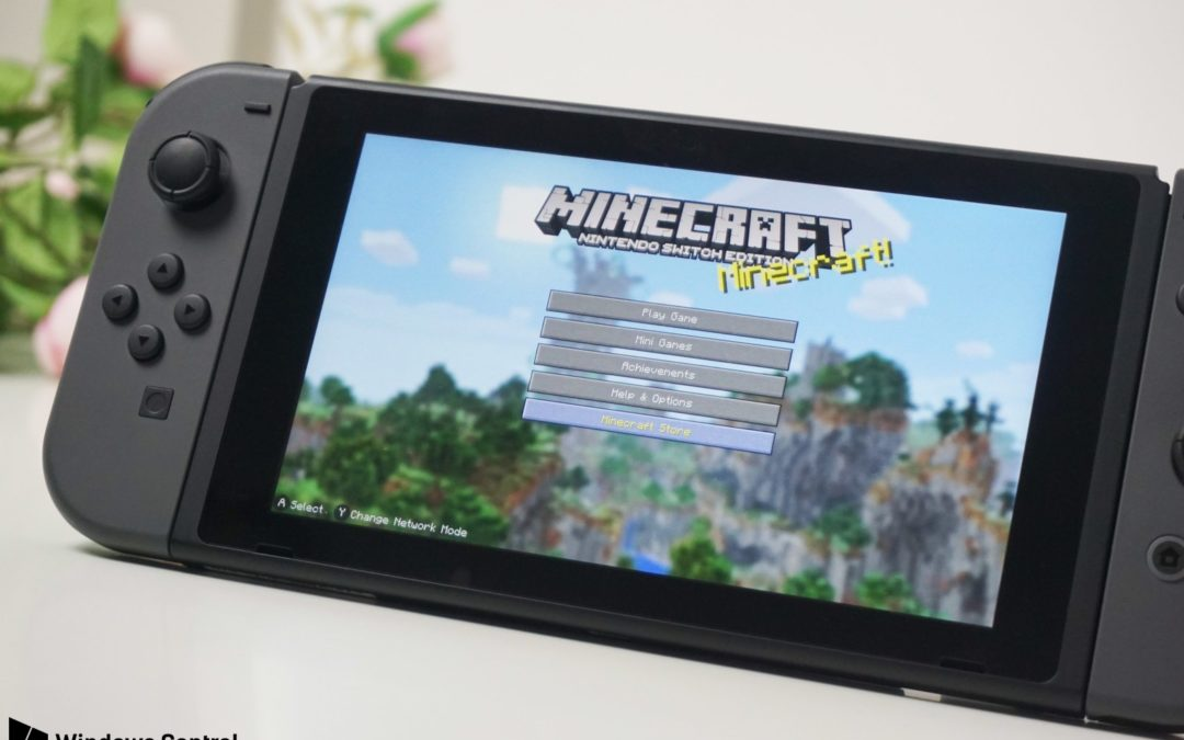 How to use Minecraft cross-play on Xbox One and Nintendo Switch