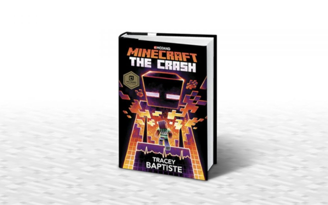 Win the new Minecraft novel The Crash