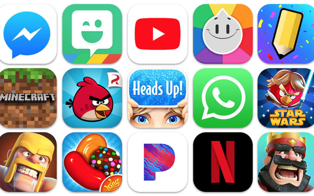 WhatsApp, Messenger, and Minecraft Among Most Popular Apps in App Store's 10 Year History