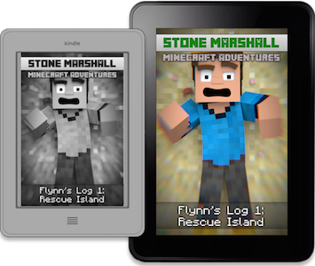 Read Flynn's Log 1, free Minecraft book on Kindle