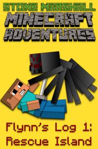 Minecraft - Flynn's Log 1 Book Cover