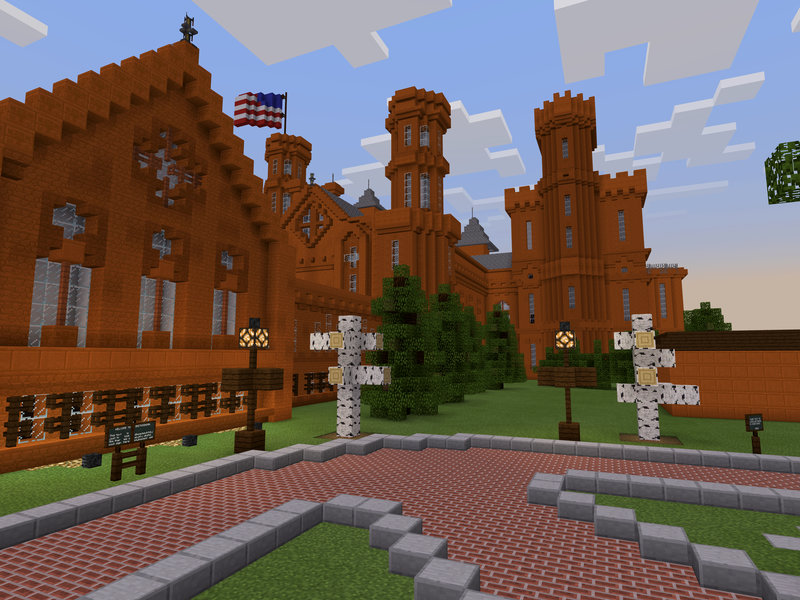 Fans Of Minecraft Are Sure To Dig This Nationwide Museum