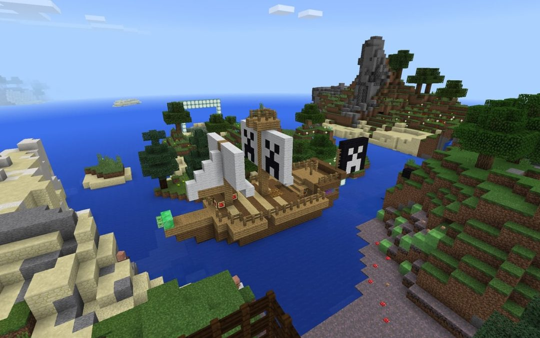 How Minecraft is helping kids fall in love with books