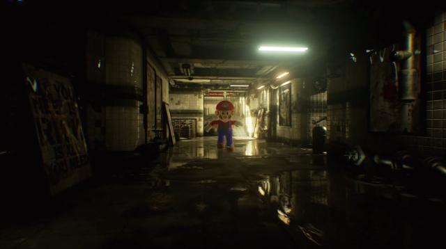 Mario Looks Very Sharp in Unreal Engine 4 | Stone Marshall-Author