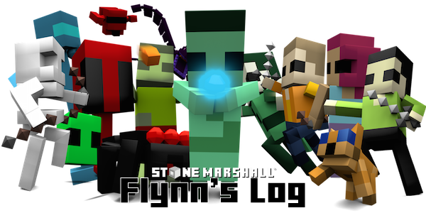 Stone Marshall's Flynn's Log Series