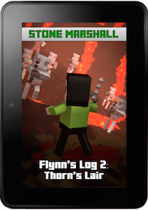 Minecraft Book- Flynn's Log 2