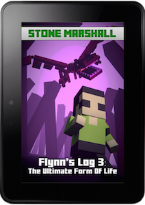 Minecraft Book- Flynn's Log 3