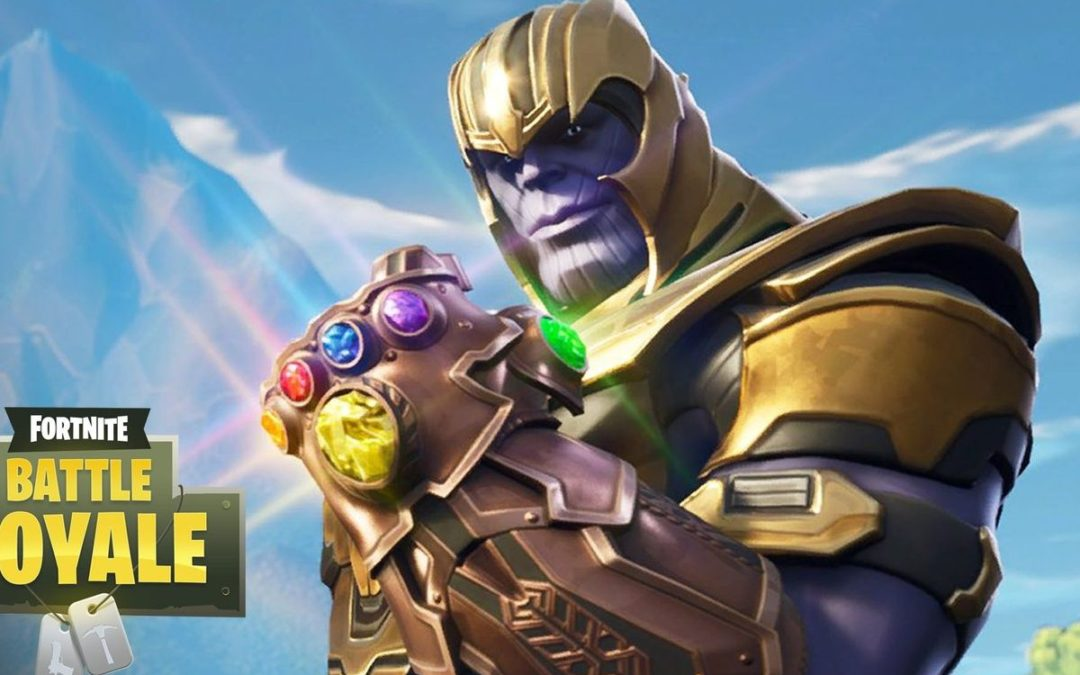 The universe-shattering implications of Fortnite in Avengers: Endgame
