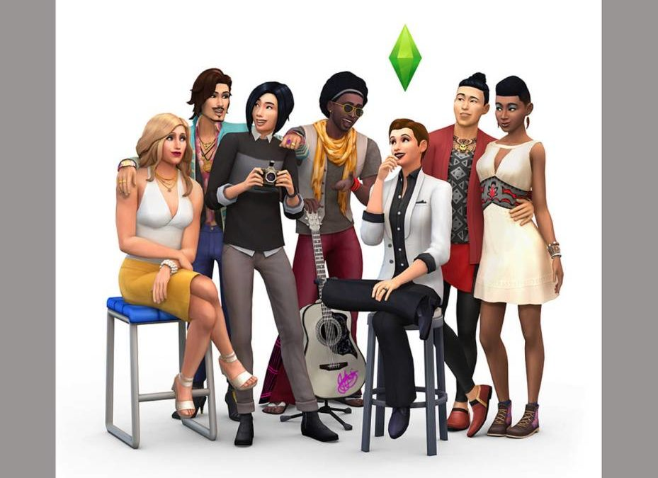 The Sims 4 audience grew 35% year-over-year