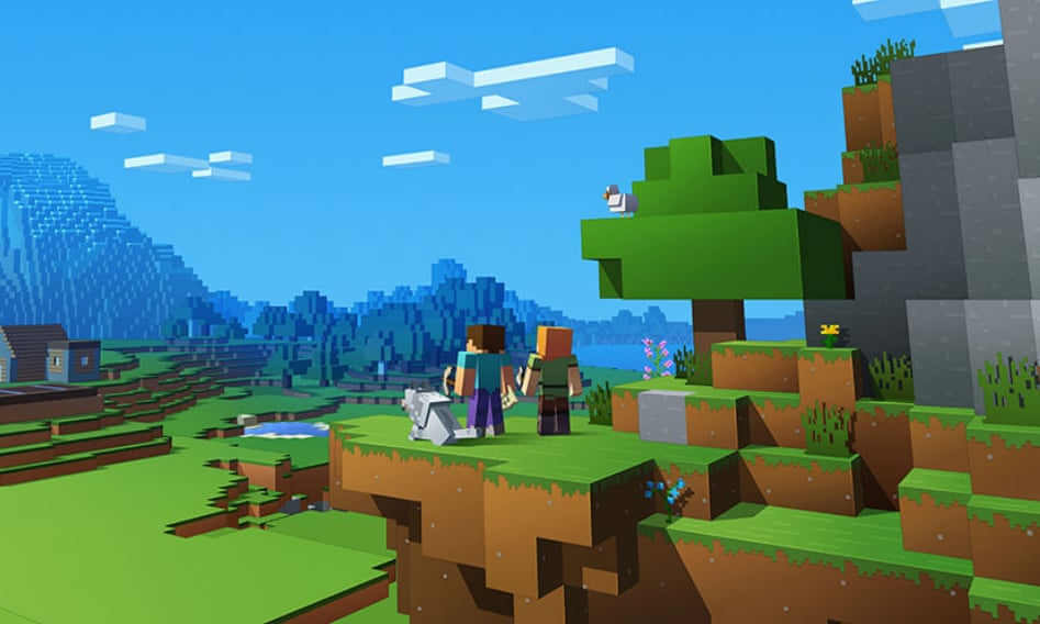 Minecraft at 10: a decade of building things and changing lives