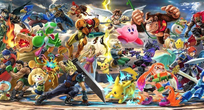 Nintendo Pursuing 'Super Smash Bros. Ultimate' Leaks On YouTube, Shutting Down Channels