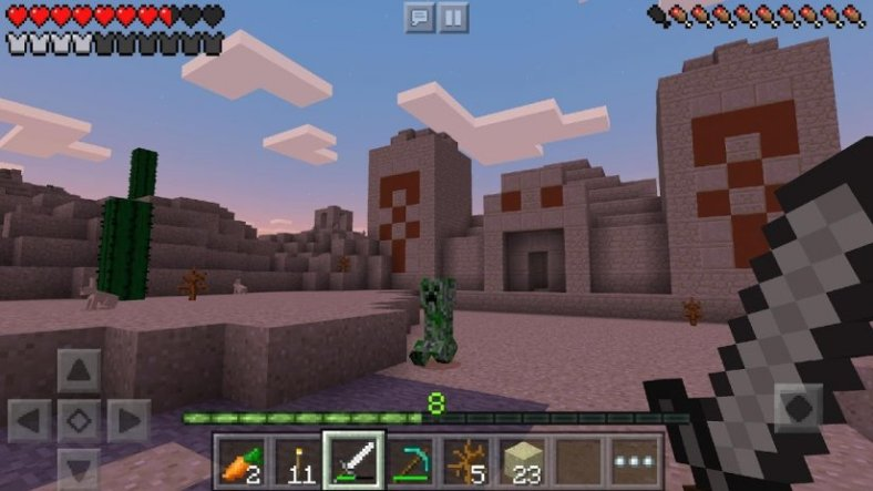 Trial Version for Minecraft Available to Download for Android