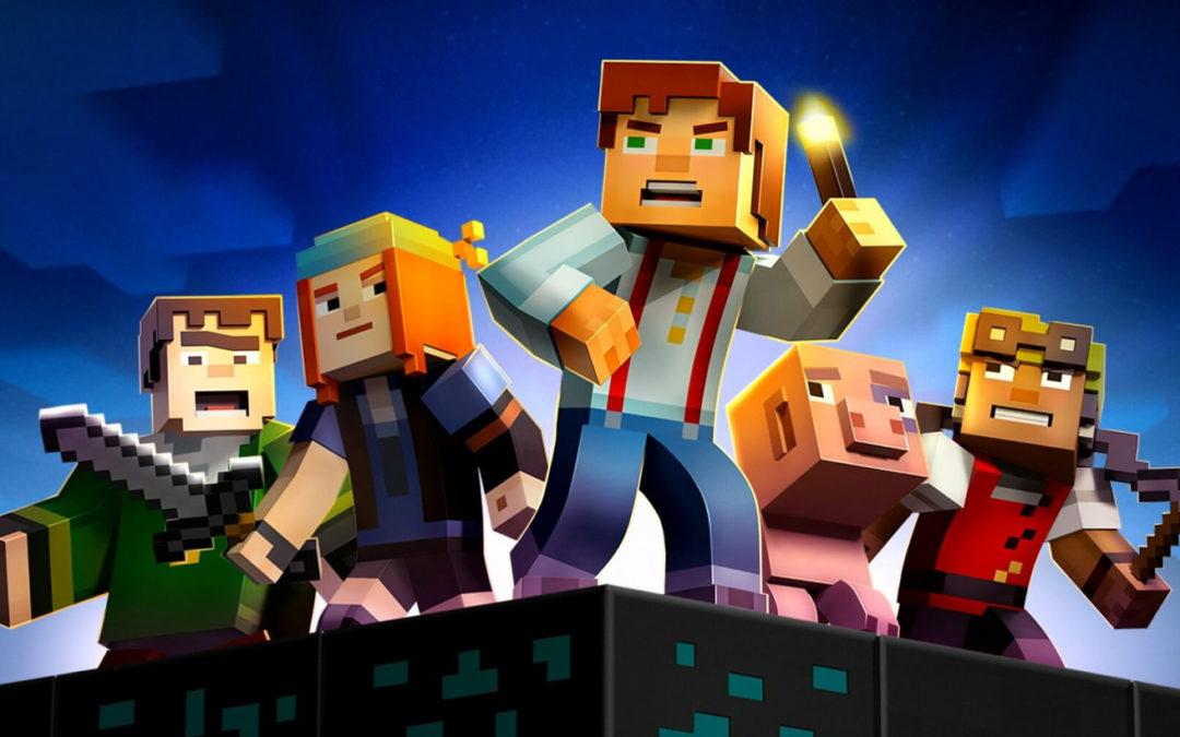 Interactive 'Minecraft' adventure is now available on Netflix
