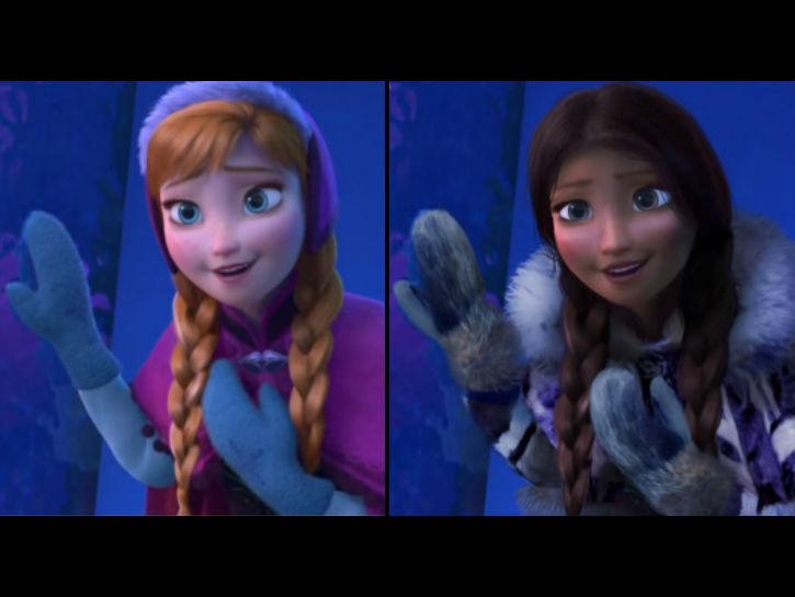 18 Disney Princesses Reimagined As A Different Race