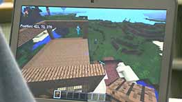 Ashland Teacher Using Minecraft To Enhance Learning In Class