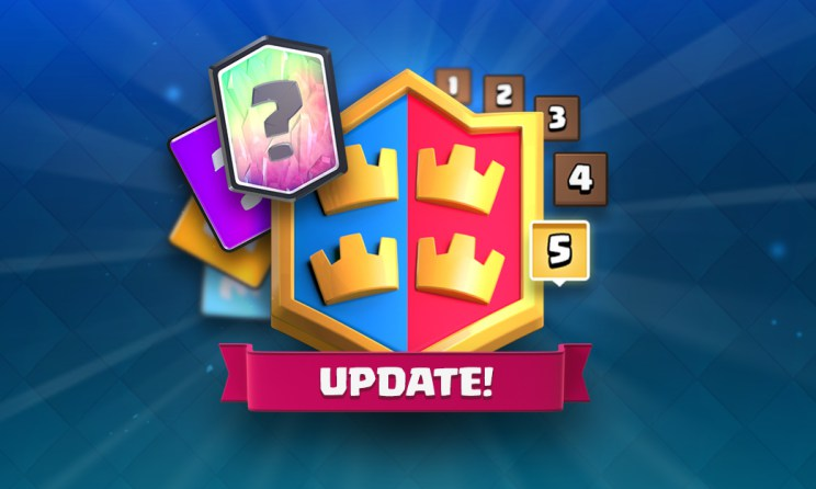 Clash Royale June 2018 Major Update Download Available – New Cards, Troops, Emotes and Clan Wars Fixes