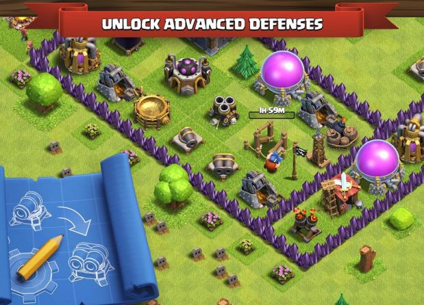 Clash of Clans 10.134.17 Update Download Available – Improves Combat Stability and User Experience