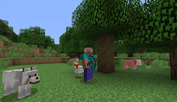 Minecraft could be getting vultures as part of a Badlands biome overhaul