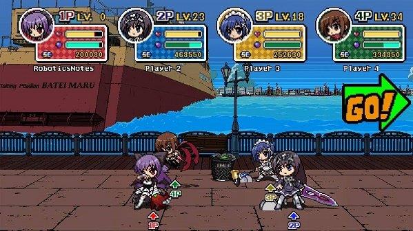 Phantom Breaker: Battle Grounds Coming To Vita On July 29th